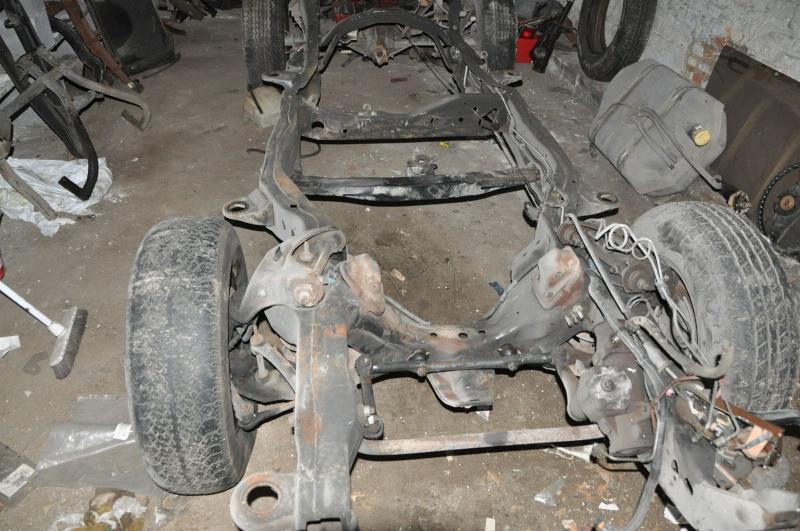 chassis s10 pour chevy pick up 47-54 ou autres ...  Dsc_5511