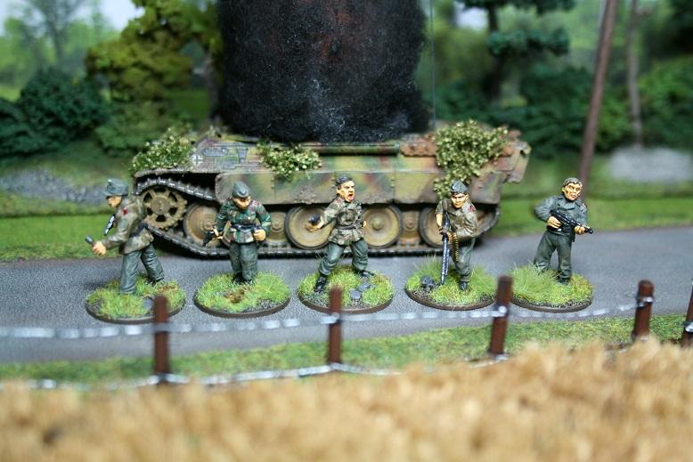 Mes grenadiers de la wehrmacht (Late) 319