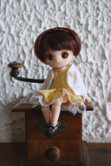 [tiny dolls] ~ Violine, Lilas & Moka ~ 48607010