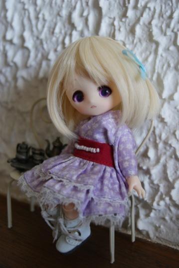 [tiny dolls] ~ Violine, Lilas & Moka ~ 48607612