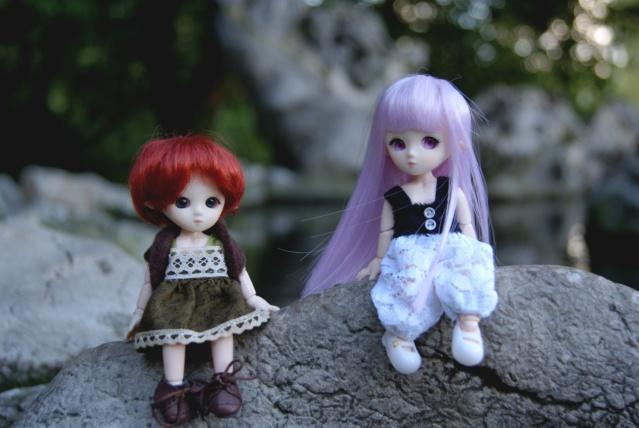 [tiny dolls] ~ Violine, Lilas & Moka ~ Dsc00119