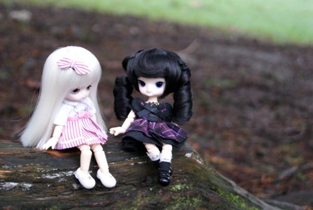 [tiny dolls] ~ Violine, Lilas & Moka ~ Dsc08611