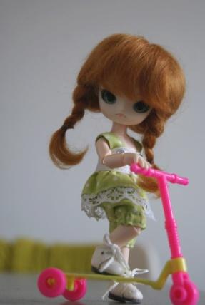 [tiny dolls] ~ Violine, Lilas & Moka ~ Dsc08715