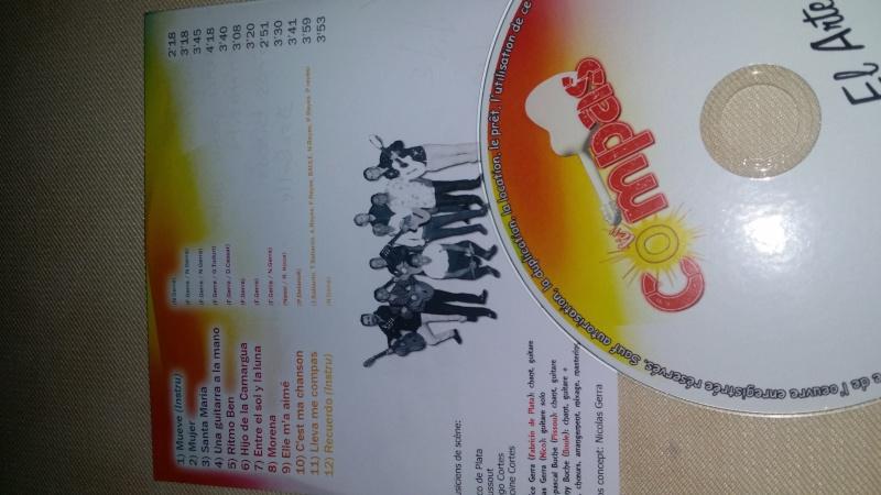 CD audio des rumbéros ou coup de coeur. - Page 3 Cd_com12