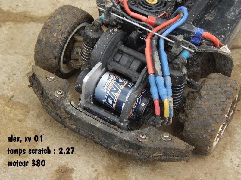 Moi en Rally RC 1/10 en belgique sur tamiya xv01 13122710