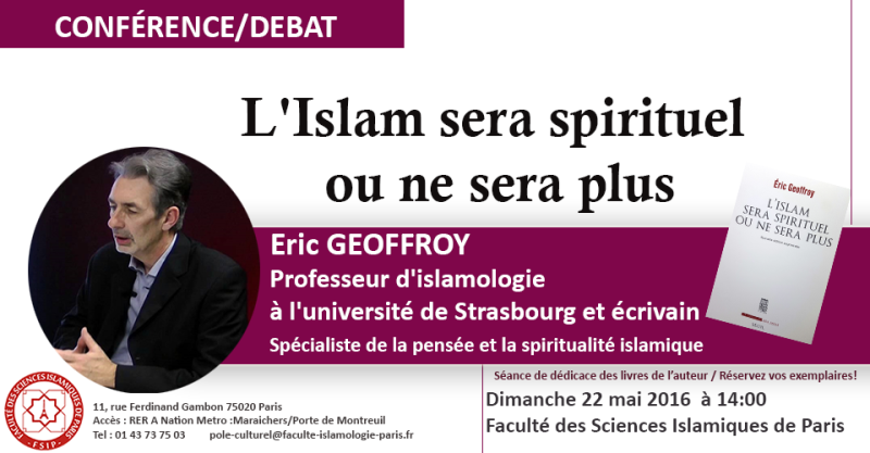 Éric Geoffroy  Conf_r10