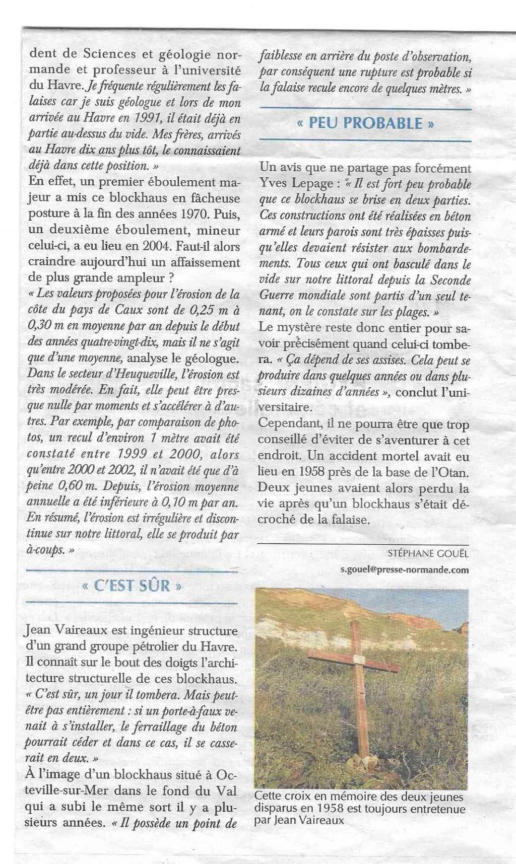 Histoire des communes - Heuqueville 1011