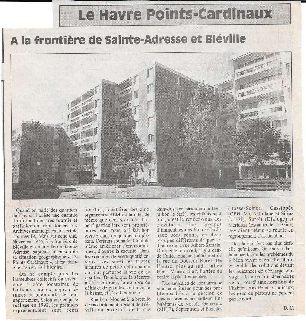 Le Havre - Points-Cardinaux 1101