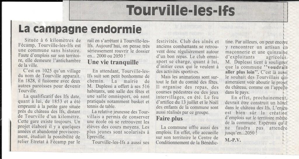 Histoire des communes - Tourville-les-Ifs 117