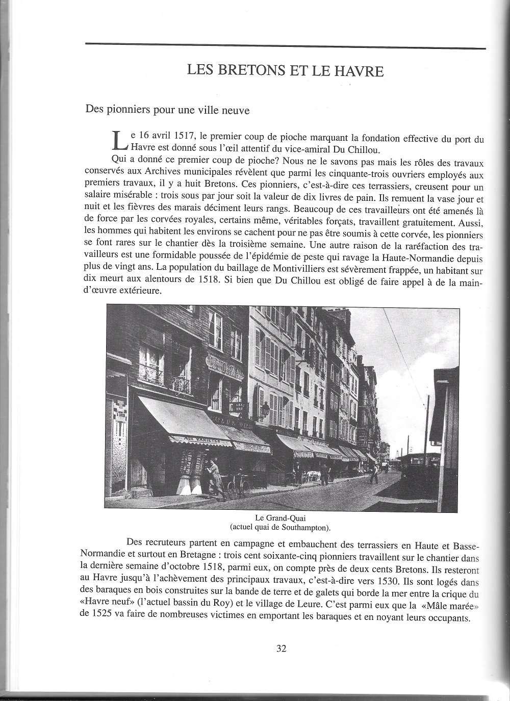 bléville - Hier, Le Havre par Jean LEGOY - Page 4 126