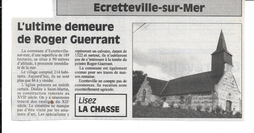 Histoire des communes - Ecretteville-sur-Mer 133