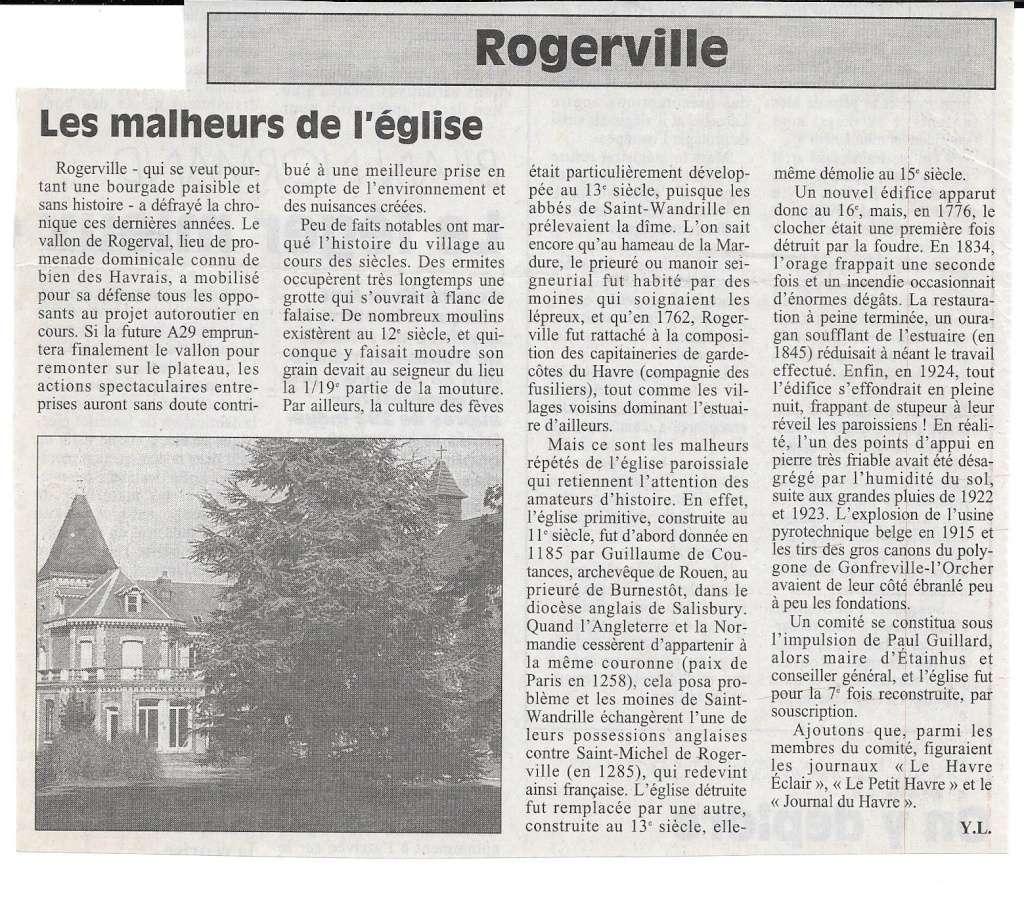 Histoire des communes - Rogerville 135