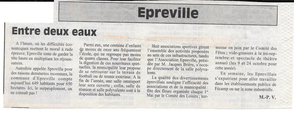 Histoire des communes - Epreville 136
