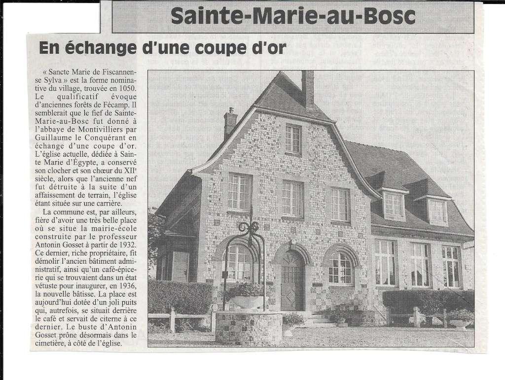 Histoire des communes - Sainte-Marie-au-Bosc 137