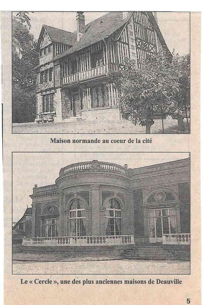 Histoire des communes - Deauville 1410