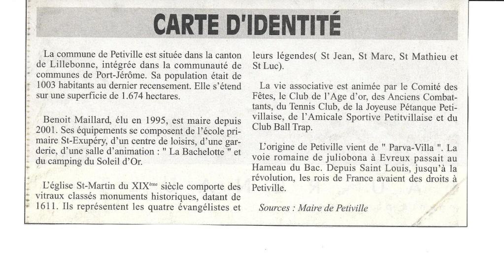 Histoire des communes - Petiville 145