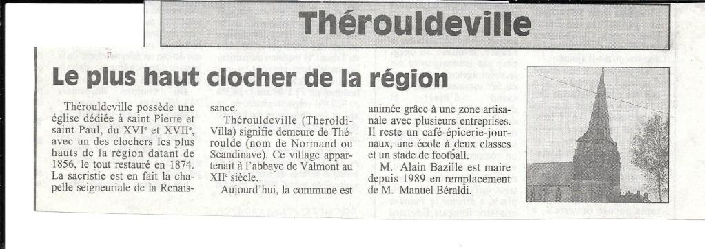 Histoire des communes - Thérouldeville 146