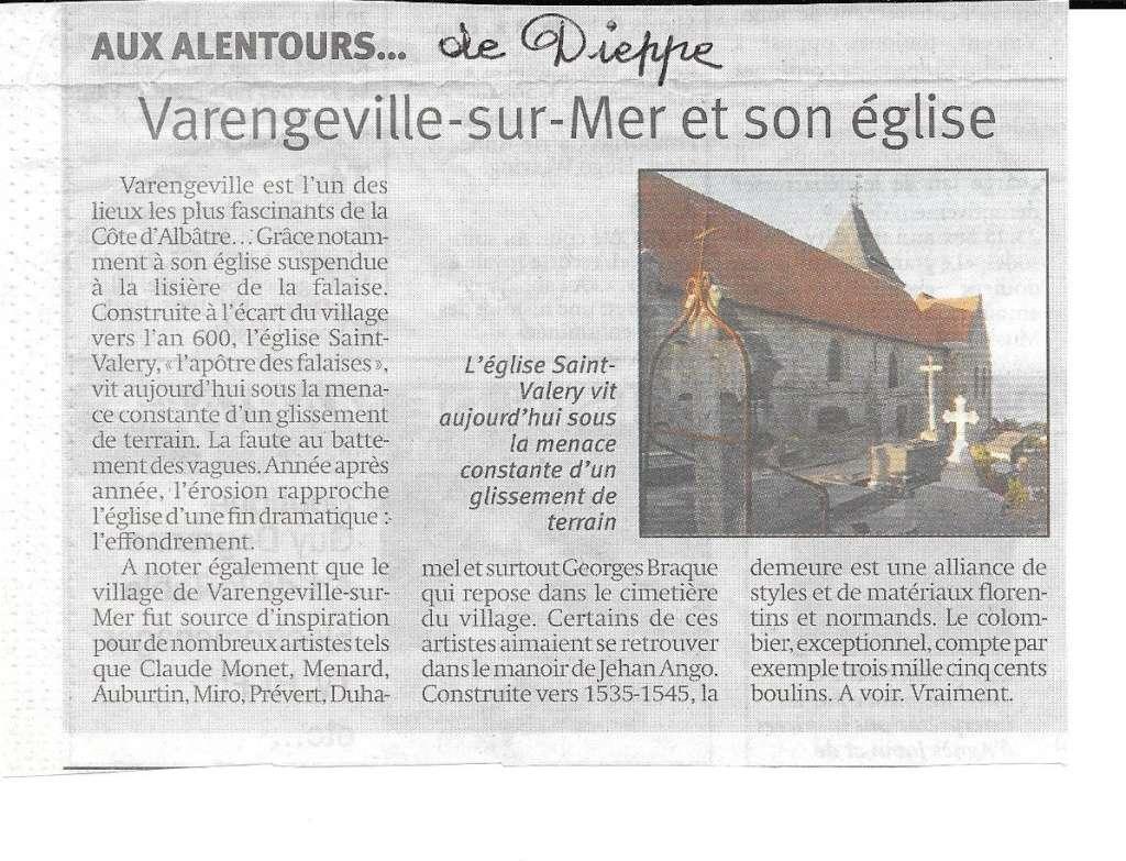 Histoire des communes - Varengeville-sur-Mer 149