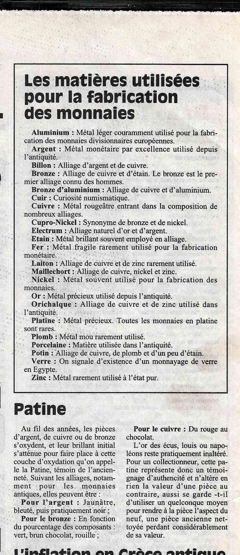 Havre - Histoire de la Monnaie 150