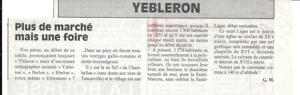 Histoire des communes - Yébleron 152