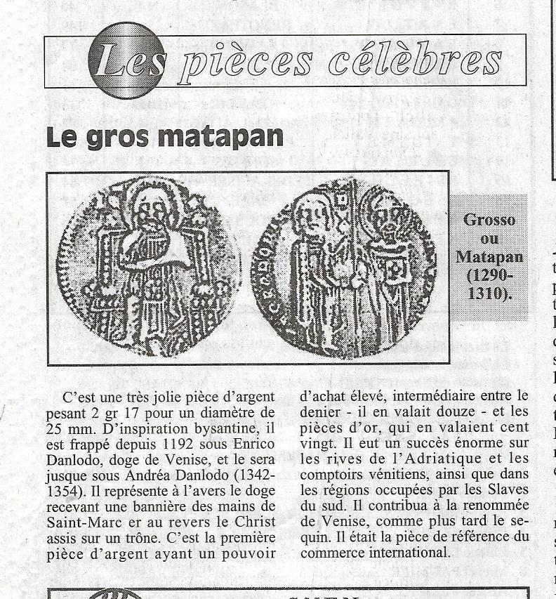 Havre - Histoire de la Monnaie 153