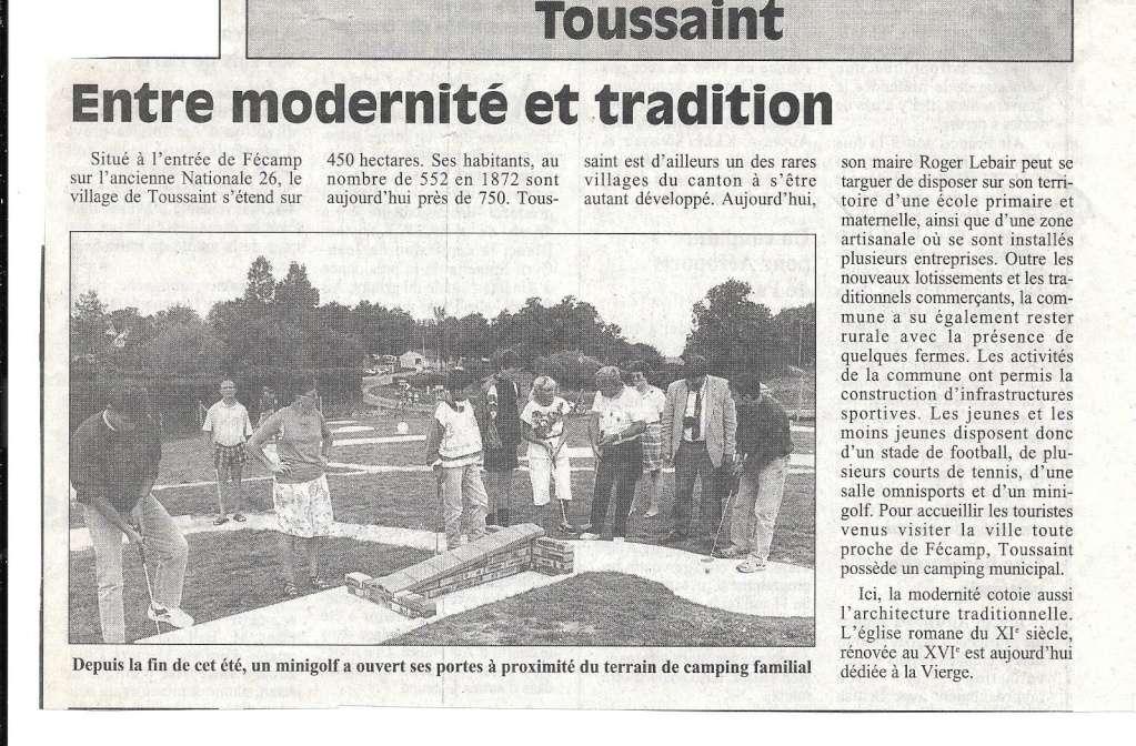 Histoire des communes - Toussaint 155