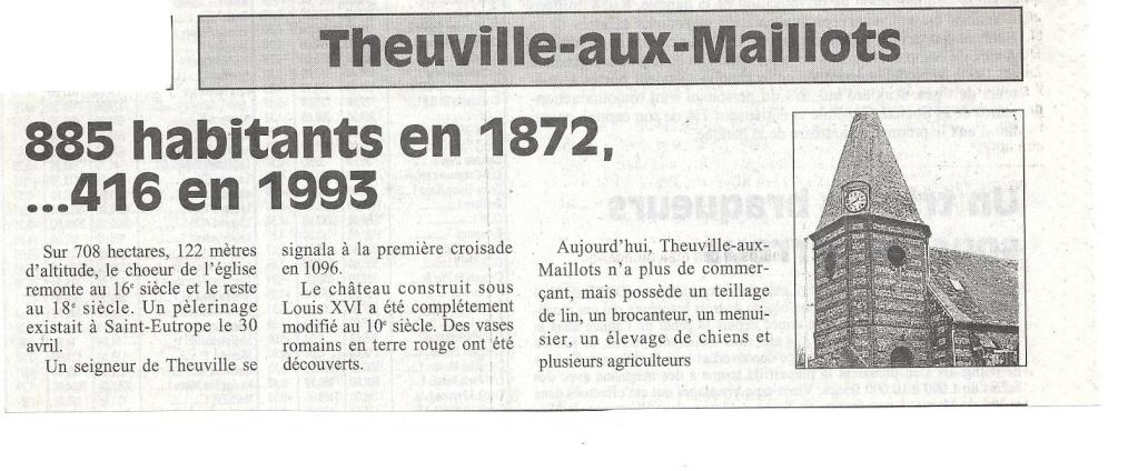 Histoire des communes - Theuville-aux-Maillots 156