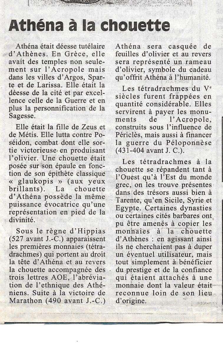 Havre - Histoire de la Monnaie 157