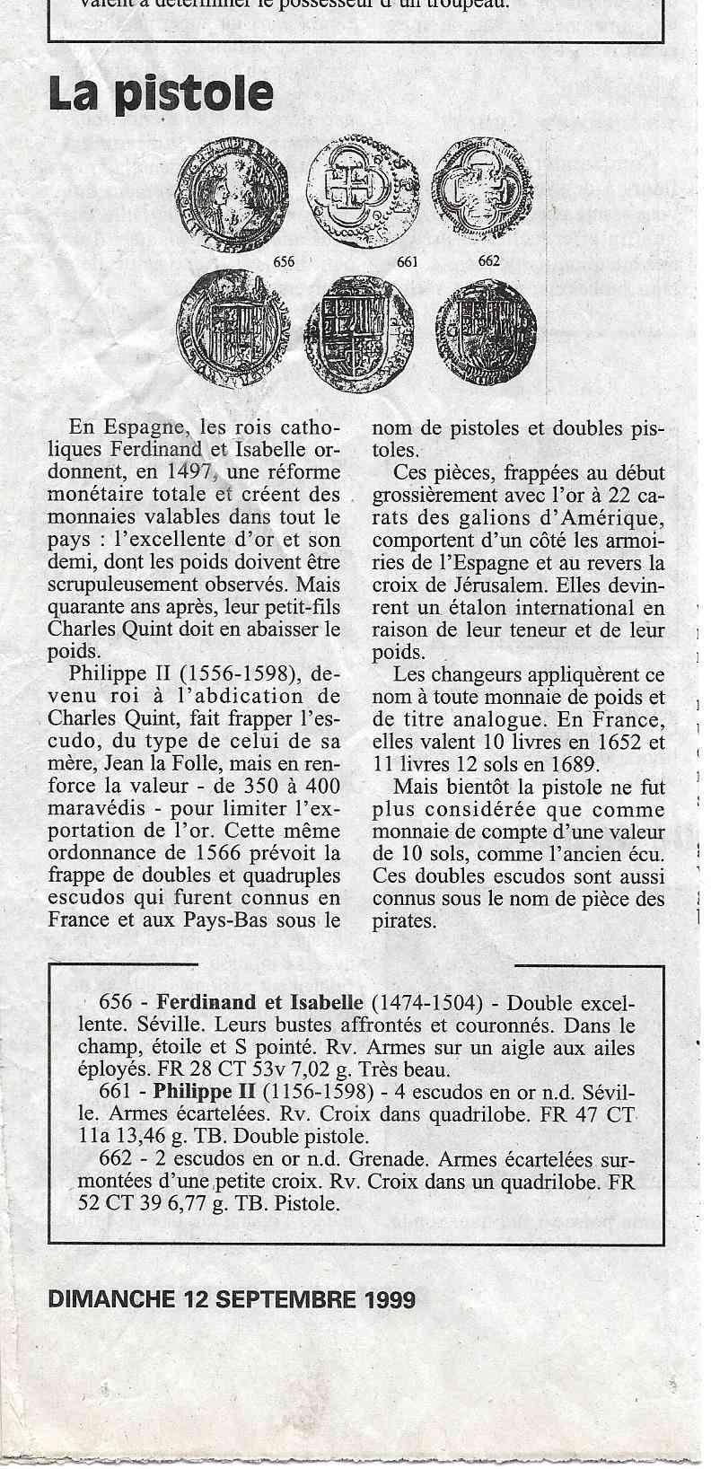 Havre - Histoire de la Monnaie 158