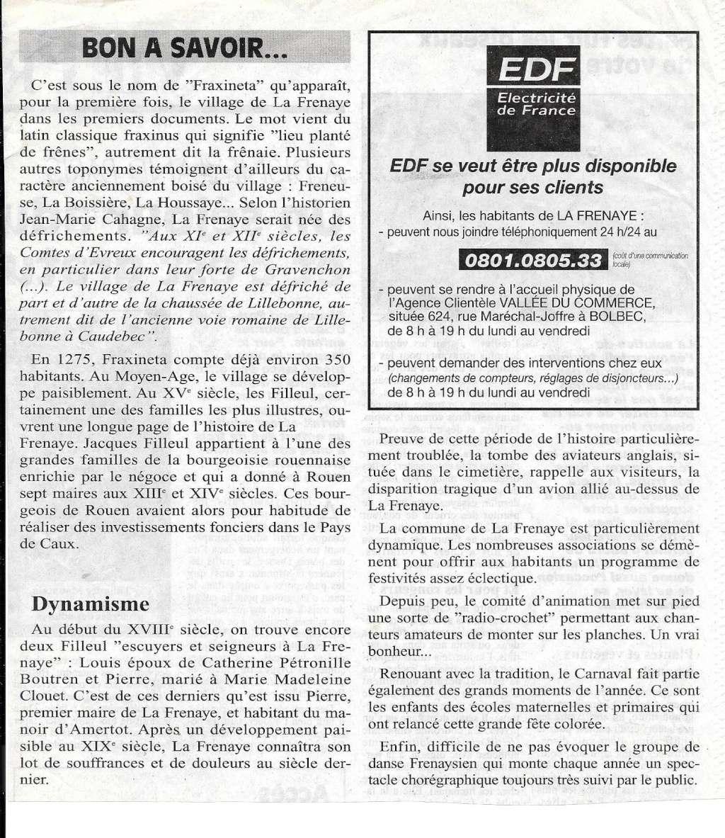 Histoire des communes - La Frenaye 161