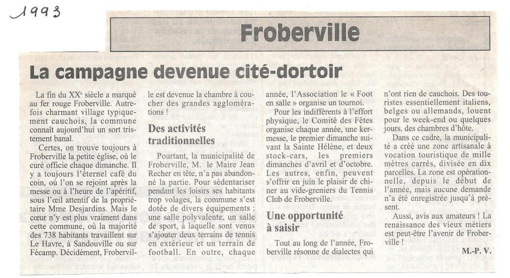 Histoire des communes - Froberville 168