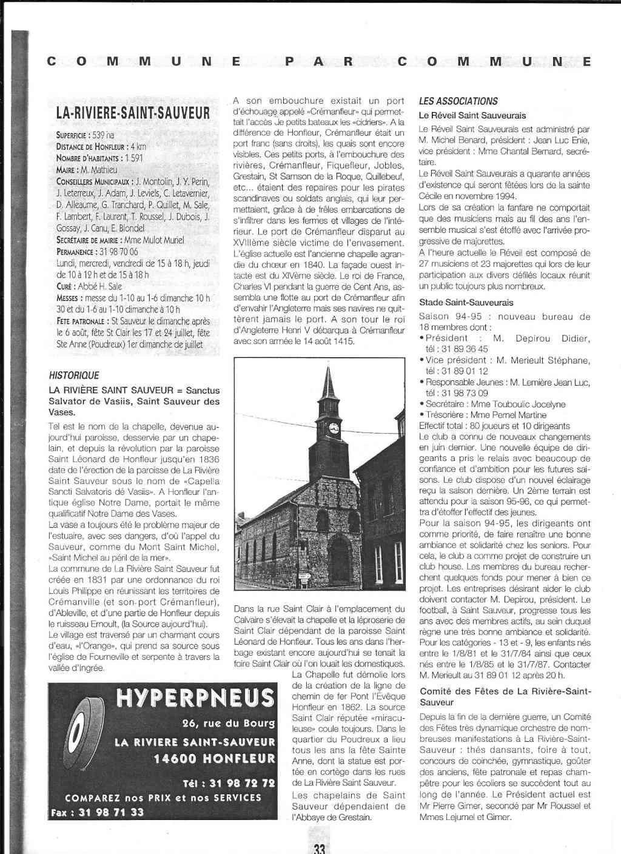 Histoire des communes - La Rivière-Saint-Sauveur 170