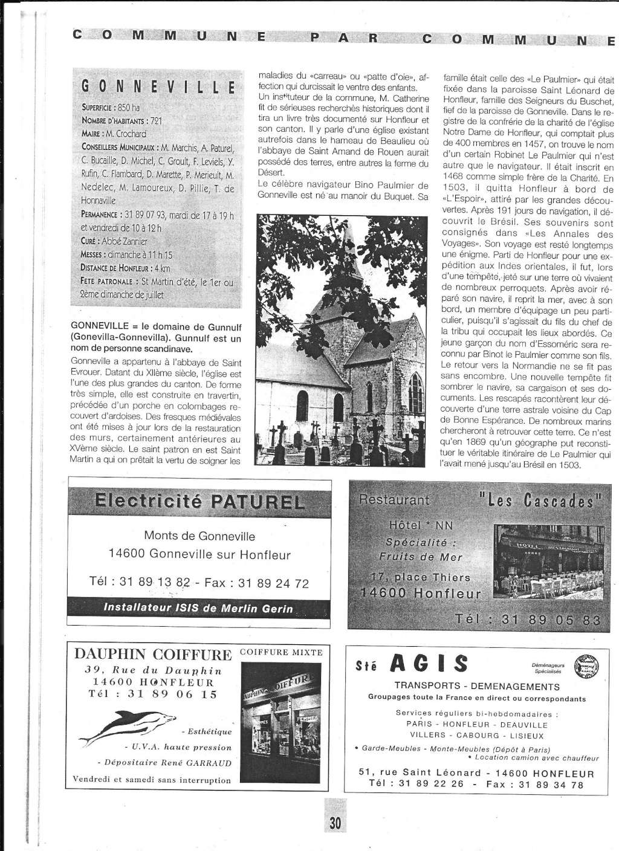 Histoire des communes - Gonneville-sur-Honfleur 173