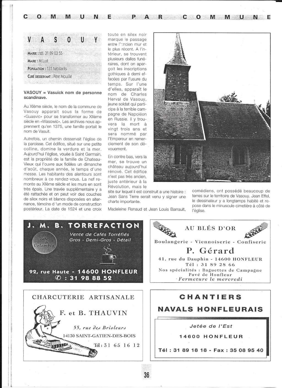 Histoire des communes - Vasouy 174
