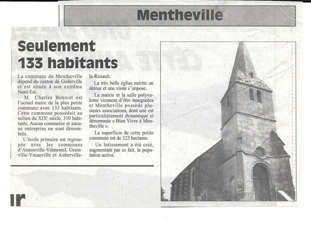 Histoire des communes - Mentheville 177