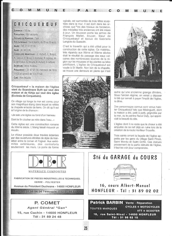 Histoire des communes - Cricqueboeuf 178