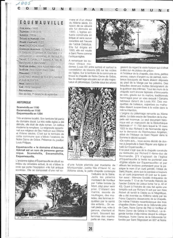 Histoire des communes - Equemauville 179