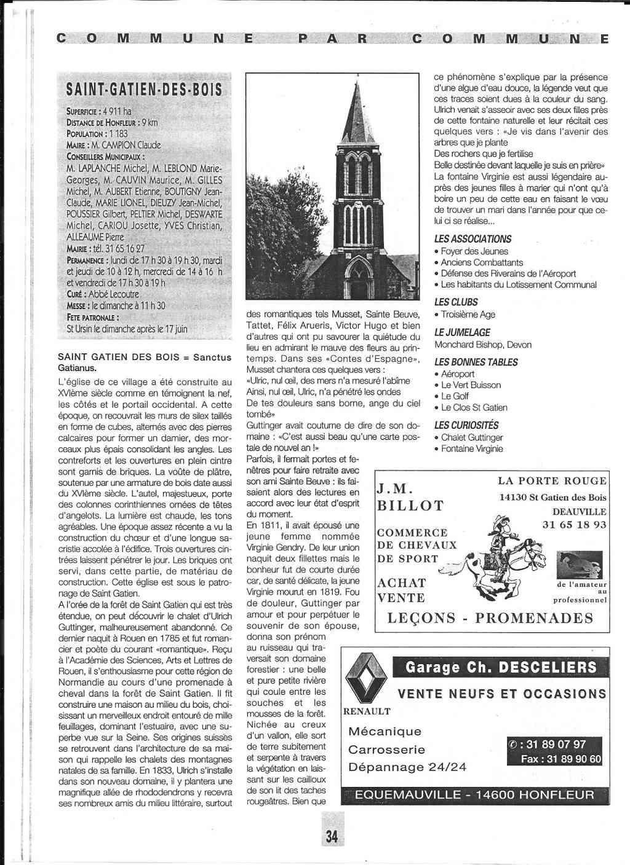 Histoire des communes - Saint-Gatien-des-Bois 181