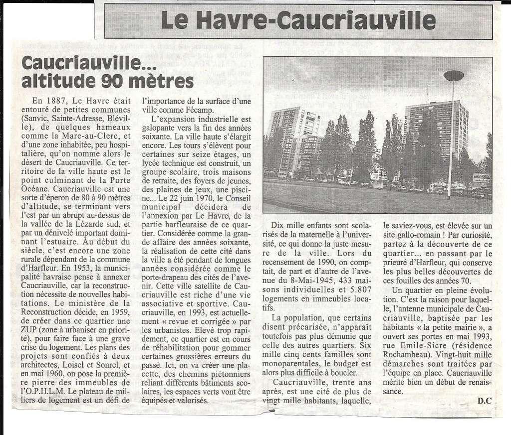 Havre - Le Havre - Caucriauville 185