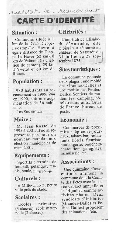 Histoire des communes - Sassetot-le-Mauconduit 212