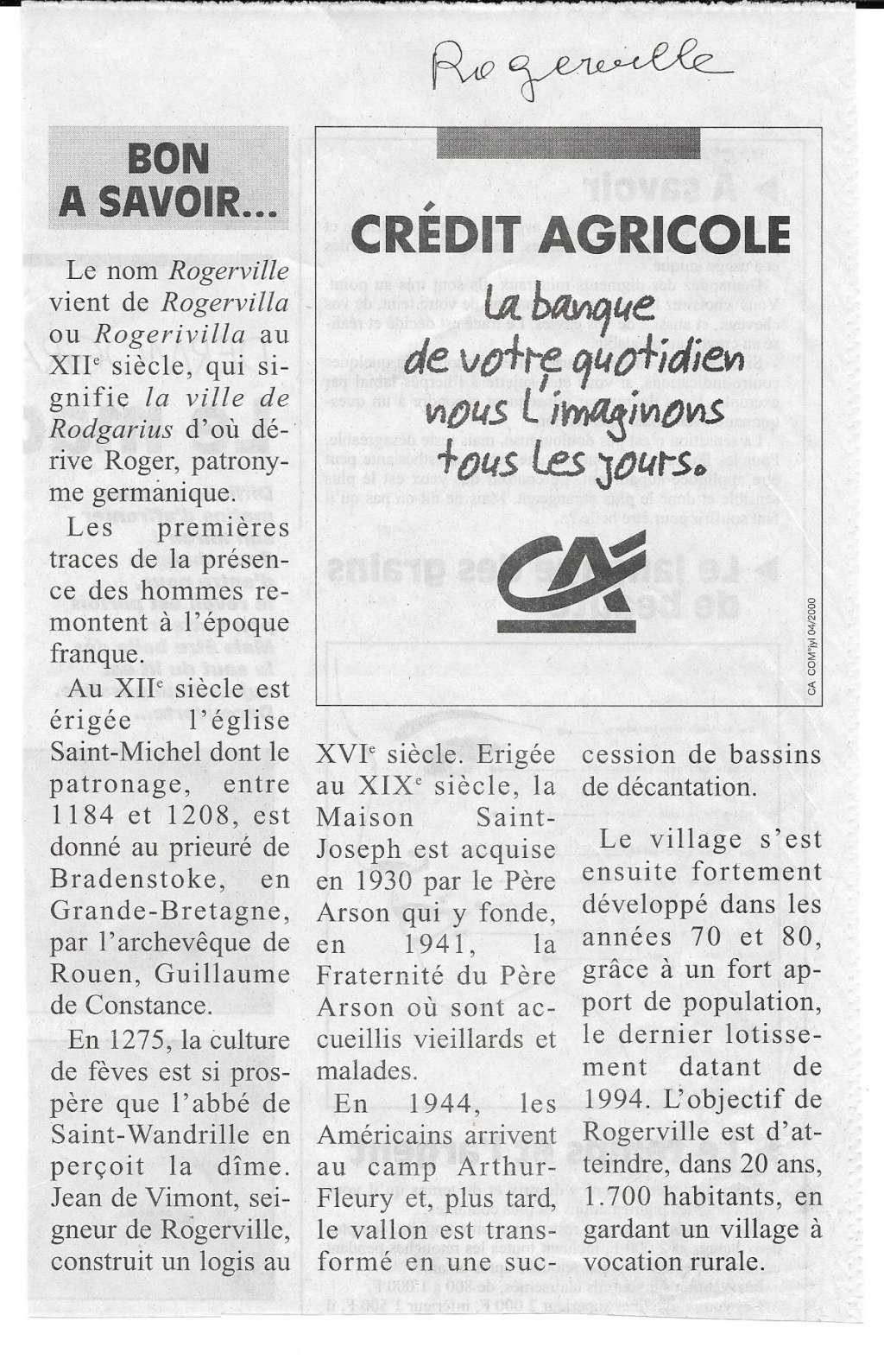Histoire des communes - Rogerville 225