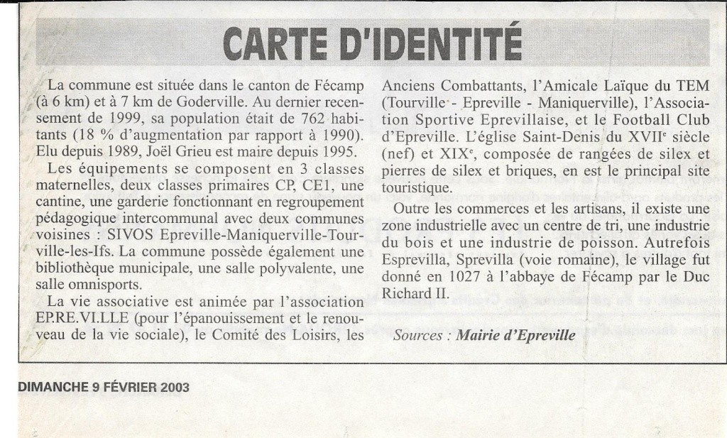 Histoire des communes - Epreville 226