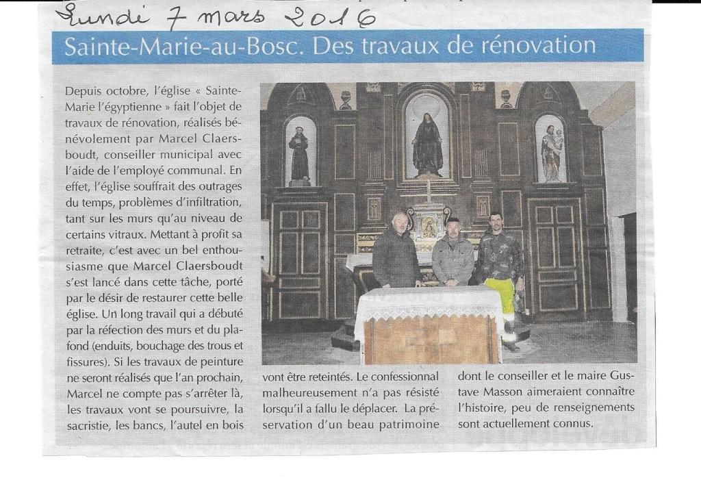 Histoire des communes - Sainte-Marie-au-Bosc 227