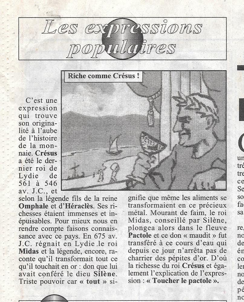 Havre - Histoire de la Monnaie 244