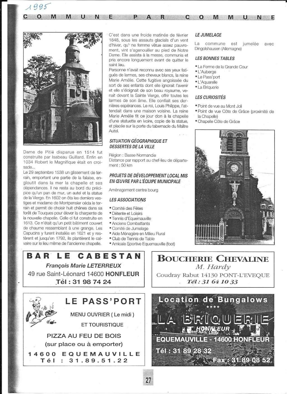 Histoire des communes - Equemauville 248