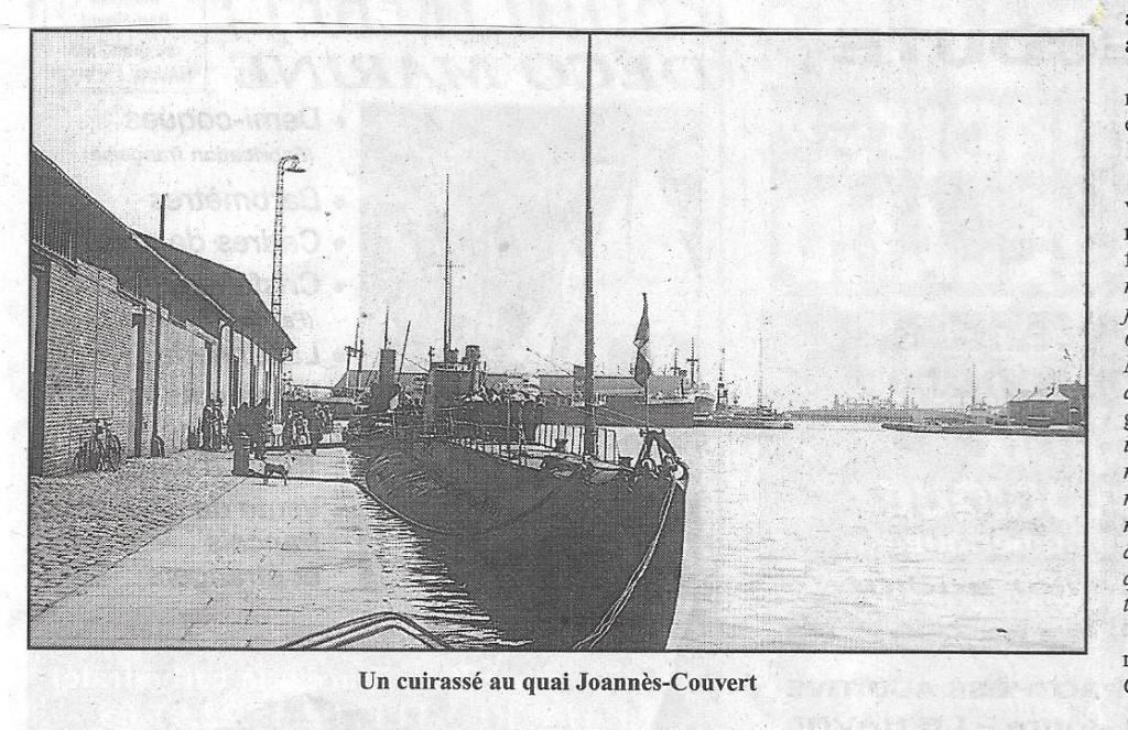Histoire de bateaux - L'Amazone 254