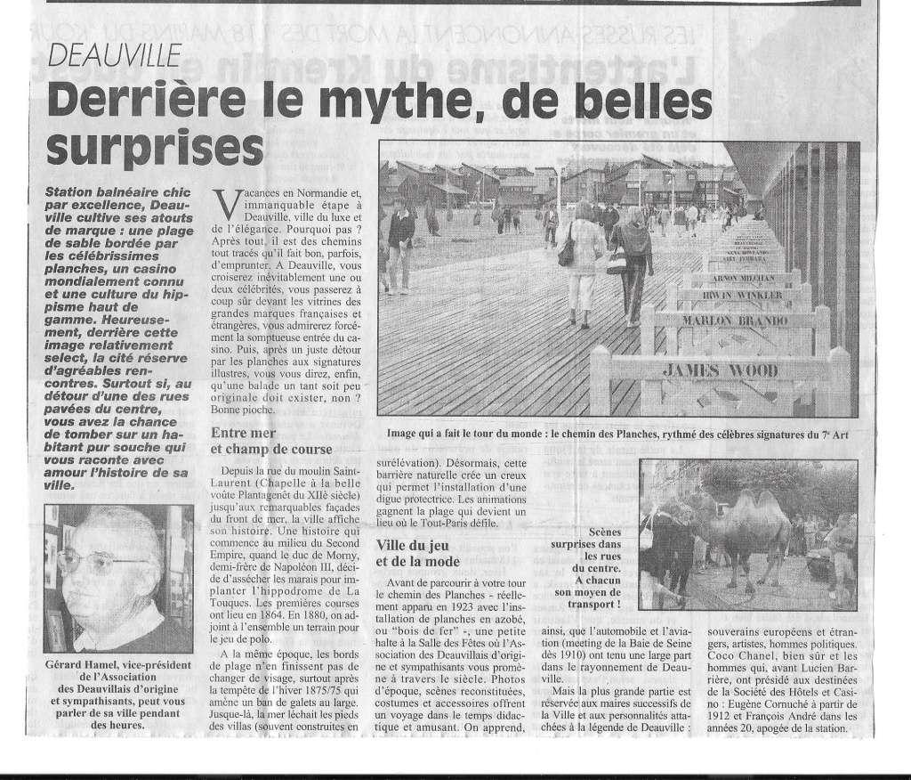Histoire des communes - Deauville 272