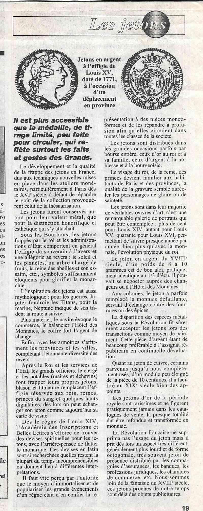 Havre - Histoire de la Monnaie 29-110