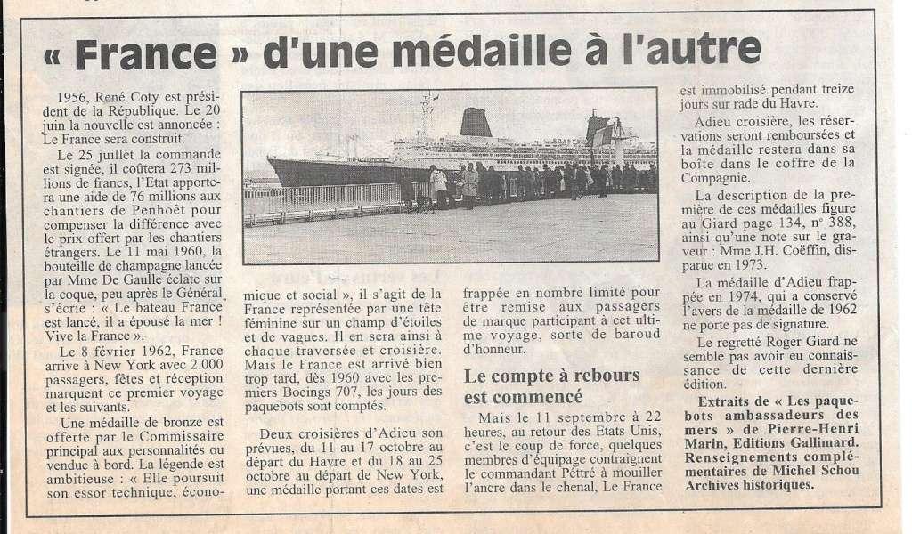 Havre - Histoire de la Monnaie 319