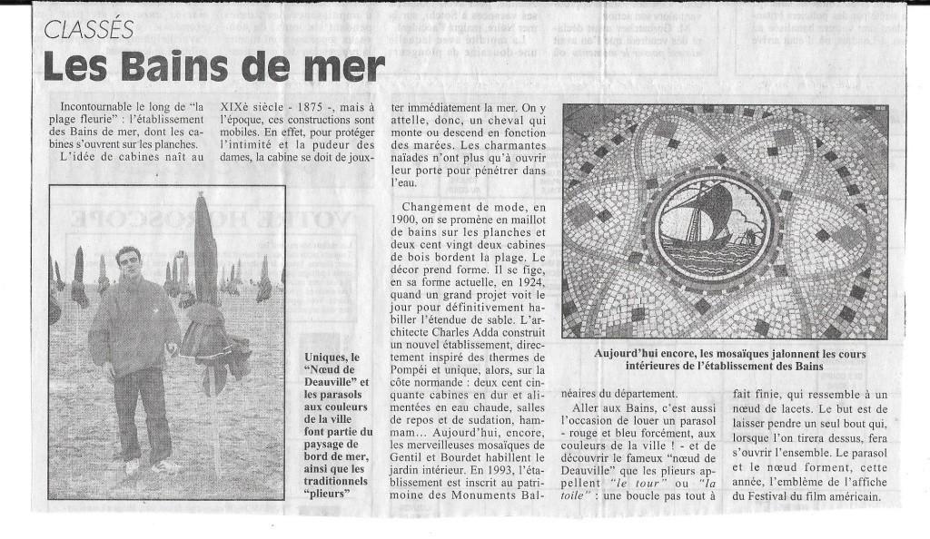 Histoire des communes - Deauville 342